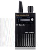 """Profi Wanzenfinder """"Bug-Sweeper"""". Zum Aufspüren funkbasierter Abhörgeräte und drahtloser Videoüberwachungseinrichtungen und GPS-"""