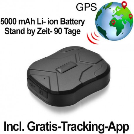 CAR GPS-Peilsender mit Power-Magnet