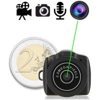 HD Mini-SpyCam im Microformat