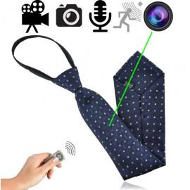 HD SpyCam getarnt in der Krawatte
