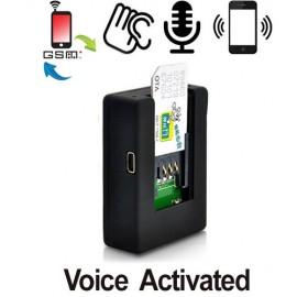 GSMSPY-PRO GSM-Abhörgerät. Weltweite Raumüberwachung über das Mobilfunknetz.