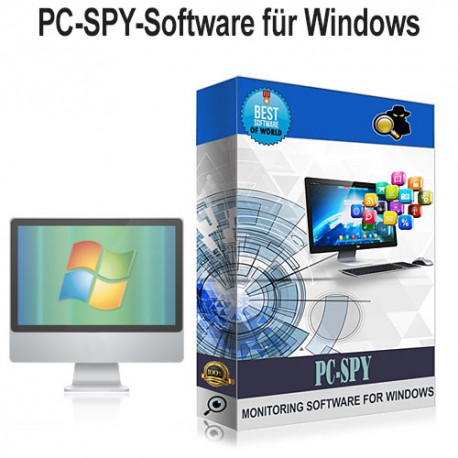 PC-SPY (Win) Computer-Spionagesoftware