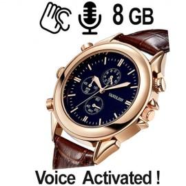 Armbanduhr SPY-Recorder, ( VAS ) 16 GB