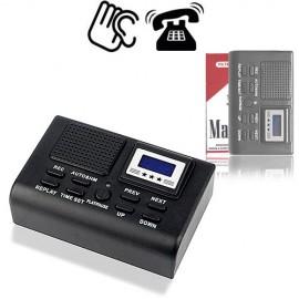 Telefonrecorder-Telefonaufnahmegerät