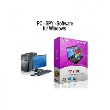 PC-SPY, die Computer-Spionagesoftware